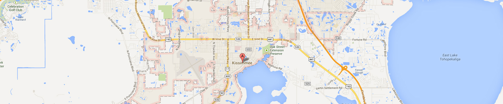 Kissimmee Subway Locations