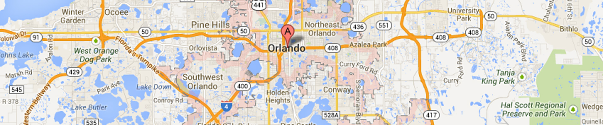 Orlando Subway Locations